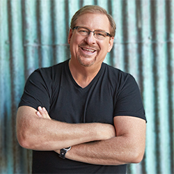 Rick Warren Photo 250x250